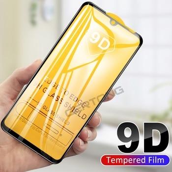 9D Full Glue Cover Tempered Glass For Xiaomi Redmi Note 8 7 5 6 Pro Protective Glass On Redmi 7 8 8A 7A 6A Screen Protector Film hd transparent glass for xiaomi redmi 6a 6 pro 7a 5 4x note 7 5 6 pro mi 8 a2 f1 lite high clear screen protector protectiv film