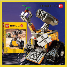Compatible Lepin IDEA Creator WALL E 21303 Lepin 16003 Building Brick Figure Toy Gift for Children(China (Mainland))