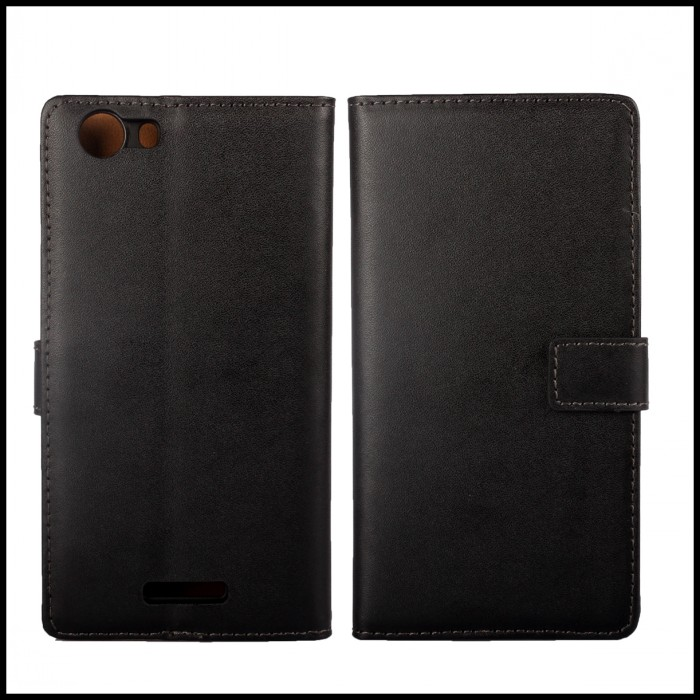 For Wiko Ridge Fab 4G Cover Case Leather <font><b>Pouch</b></font> Bag <font><b>Smartphone</b></font> Accessory Coque Capa Fundas For Wiko Ridge Fab 4G Cases Cover Capa