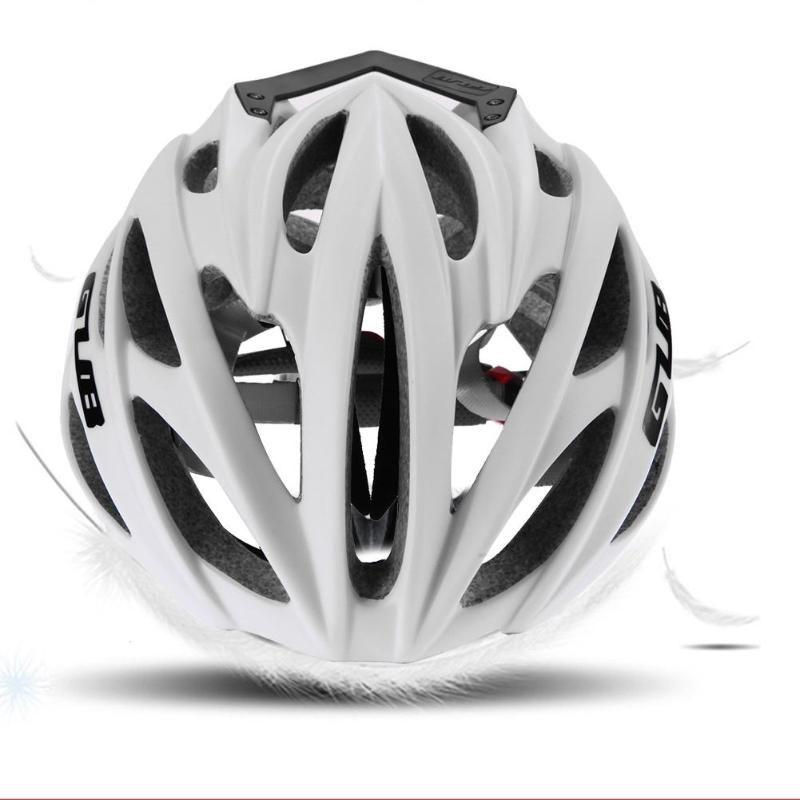 GUB Mountain Bike Helmet Integrated Carbon Fiber Mountain Road Bike Hat Cap with Empennage Cycling Equipment Cycling Helmet gub x3 16 hole outdoor mountain road cycling bike helmet yellow black