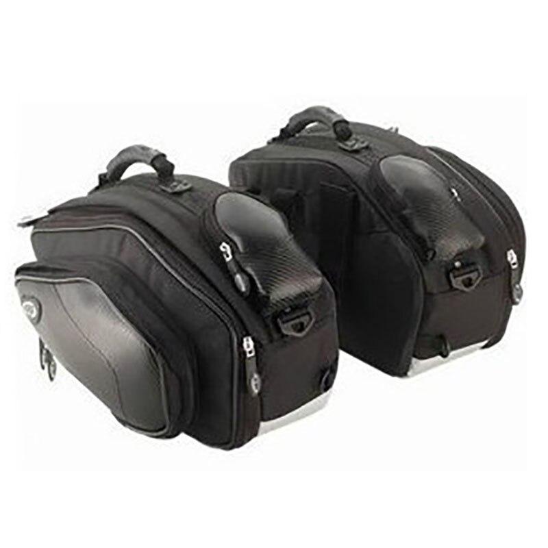 ФОТО 1 Set Genuine Motorcycle Tank Bag Side Luggage Motorcycle Waterproof Saddlebags Alforjas Moto Alforge Backpack