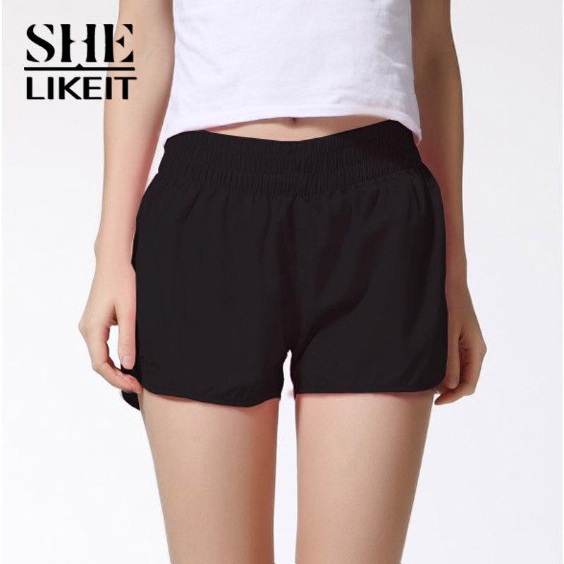 Ladies Cotton Shorts Promotion-Shop for Promotional Ladies Cotton ...