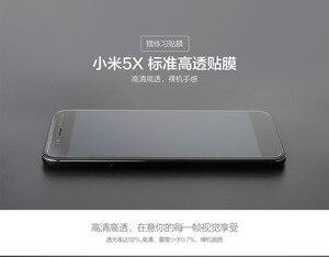 Image 2 - Xiaomi mi A1 5X Original PET Film de alta permeabilidad Film Protector de pantalla A1 (no vidrio templado) para Xiaomi mi a1 5X