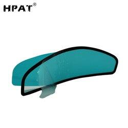 HPAT Anti niebla película para casco de la motocicleta