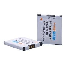 2Pcs 3.7V 1200mAh NB-11L NB 11L NB11L Battery Pack for Canon PowerShot Camera