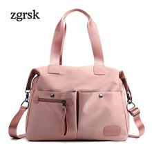 Fashion Canvas Handbag Bags For Women High Capacity Ladies Shoulder Bag Luxury Handbags Designer Casual Crossbody