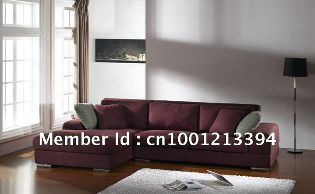 Arredamento moderno/soggiorno angolo salone tessuto/divano ...