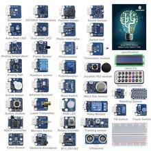 SunFounder 37 Module Sensor Kit V2.0 für Arduino UNO R3 Mega2560 Mega328 Nano & MCU Bildung Benutzer