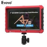 Eyoyo A7S 7 Full HD 1920x1200 ips монитор Топ 4 К HDMI поле монитор для DSLR Камера