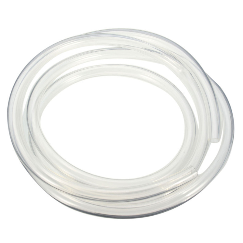2M Transparent PVC Water Cooling Pipe Computer PC Water Cooling Soft PVC Tube 9.5x12.7mm For Water Block Radiator