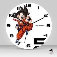 Big Wall Clock Wall Hanging Hero Glass DIY Living Room Home Decoration Fashion Anime Wall Clock Modern Design Kitchen 2018