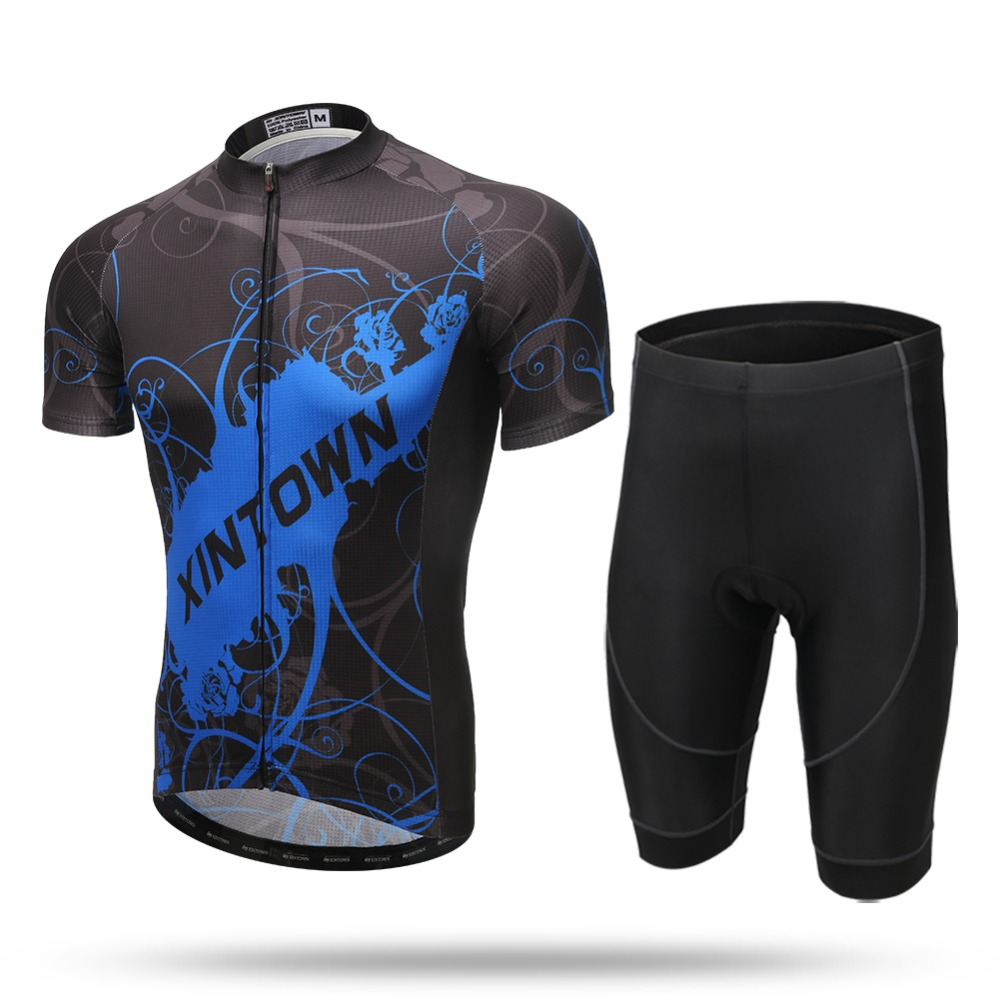 ФОТО  2017 Team Cycling Skinsuit Men's Sport Clothing Riding Cycling Jersey Ropa De Ciclismo Wear Maillot Short Sleeve Shirts