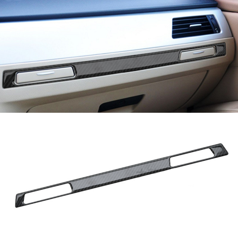 For bmw e90 carbon fiber sticker decal stickers decoration for Auto interieur styling