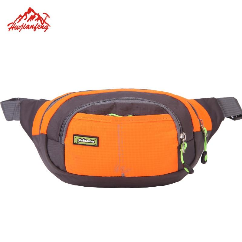 Newest Men And Women Cross Body Waist Bag Ultralight Running Pouch Multi Use Pack Belt Packsack Sport Bags Messenger Bag Purse