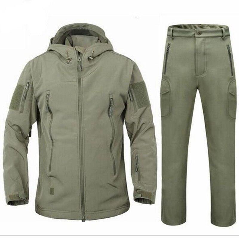 Veste hommes décontractée armée Camouflage manteau militaire hommes tactique veste et manteaux imperméable coupe-vent vêtements bomber veste