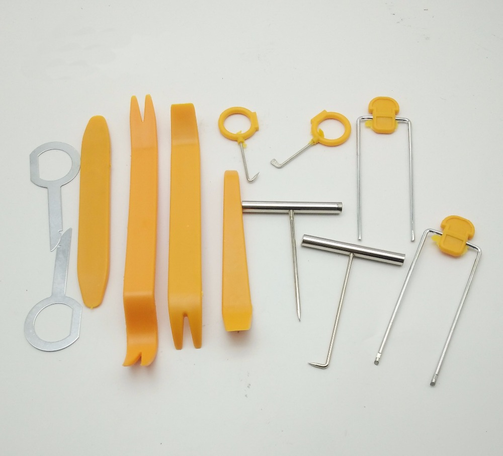 SKTOO Use the 12 pieces of all automobile general tools