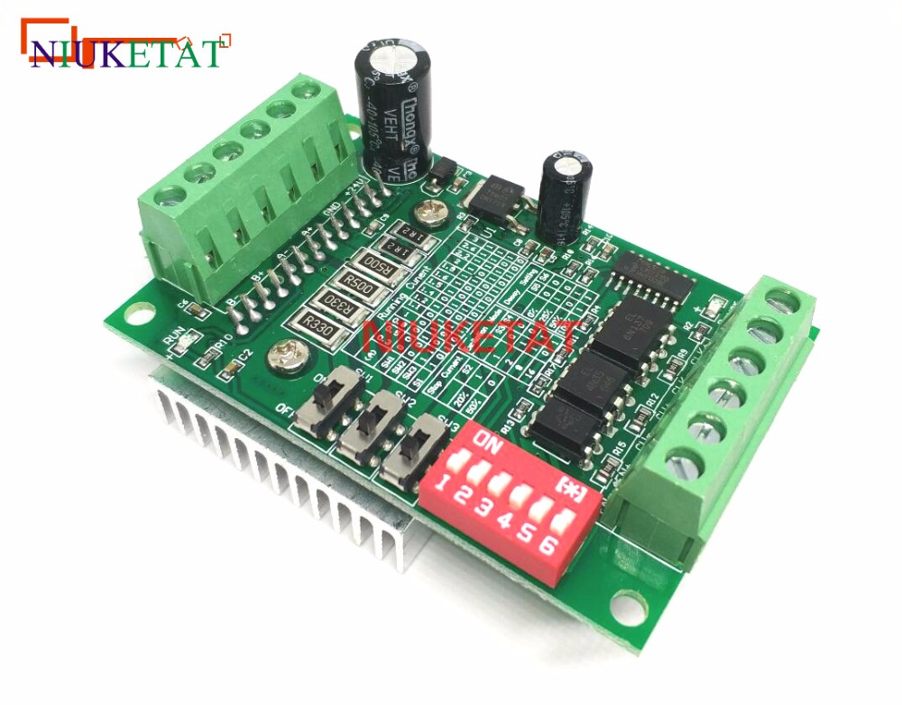 1pcs TB6560 3A Stepper motor drives CNC stepper motor board Single axis controller 10 files motor controller board new original new high quality cnc 3 axis tb6560 stepper motor driver board control pad lcd set hy tb3 kh