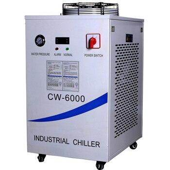 Factory direct laserowa maszyna grawerująca agregat chłodniczy CW-6000 C02 maszyna do grawerowania CNC grawerowanie laserowe