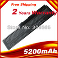 5200mAh New Notebook Battery for Toshiba Satellite P745 P750 P755 P770 P775 U500 U505 PA3818U