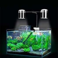 HA CONDOTTO LA Luce Dell'acquario, D'acqua Dolce Acqua Salata Luce Serbatoio di Pesce per il Corallo, piantato Nano Acquario Serbatoio 20 W 40 W 60 W 100 W