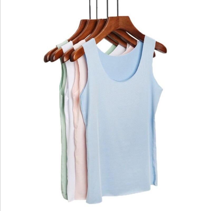 Women's V neck Sleeveless Bodybuilding   Tanks     Tops   Slim Fits Tee   Tops   Female V   Tank     Top   Vest Girl's Undergarment Clothing 7 Color