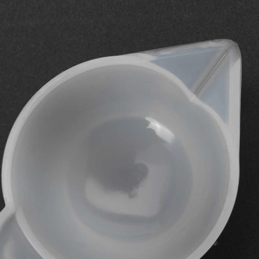 JAVRICK силиконовые формы чашки диспенсер DIY Эпоксидной Смолы Ювелирных Изделий Инструмент Цвет модуляции