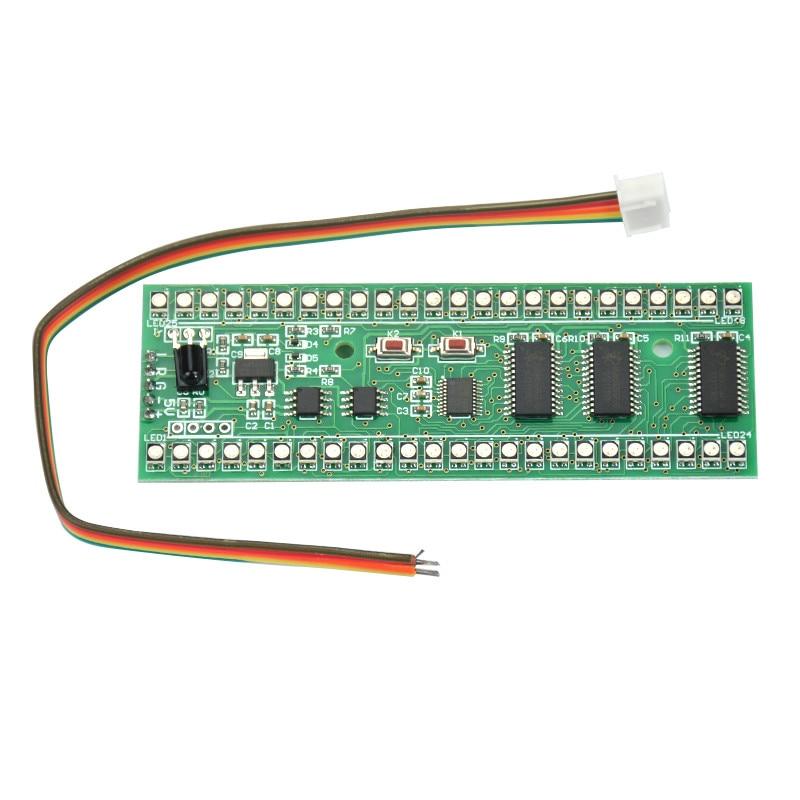 Aiyima 5PCS 5V RGB Светодиод деңгейінің - Басты аудио және бейне - фото 6