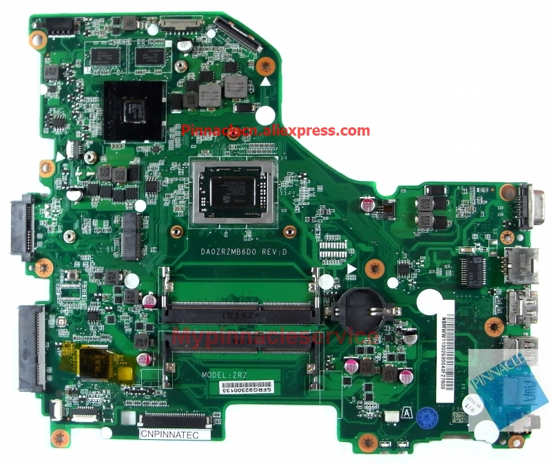 NBMWW11002 motherboard for acer Asipre E5-552G A10-8700P  DA0ZRZMB6D0NBMWW11002 motherboard for acer Asipre E5-552G A10-8700P  DA0ZRZMB6D0