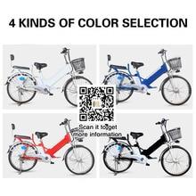 24 inch double suspension  electric bicycle detachable charging 350W 60 v 12 A e bike  55KM Burglar alarm