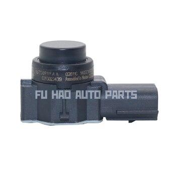 Set of 4 Genuine OEM PDC Parking Aid Assist Sensor For Chrysler Jeep 14-17 1UT50RXFAA
