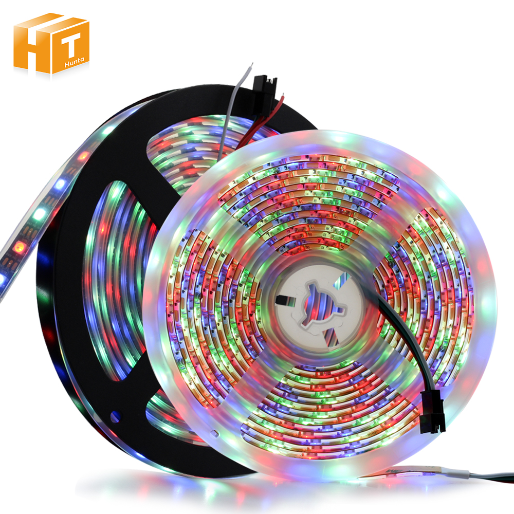 SK6812 Addressable LED Strip (Update of WS2812B) RGBW RGBWW 4 in 1 1M/5M 30/60/144 LEDs/Pixels/M LED Strip 5050 IP30/IP65/IP67 морозильная камера бирюса 560vk