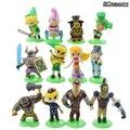 Anime 12 pçs/set Furuta Choco Egg The Legend of Zelda Gashapon PVC Action Figure Coleção Brinquedos Modelo Boneca