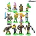 Anime 12pcs/set The Legend of Zelda Furuta Choco Egg Gashapon PVC Action Figure Collection Model Toys Doll