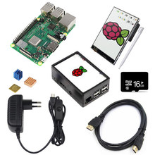 Oringnal RS Version Demo board Raspberry Pi 3 Model B+ Board Raspberry Pi 3 B Plus Motherboard with WiFi & Bluetooth Set(China)