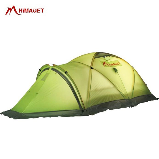 HIMAGET 4 Season Tent For Tourist 2 Person Aluminum Rod Double Layer Professional Climbing Hiking Winter Tents Outdoor C&ing  sc 1 th 225 & HIMAGET 4 Season Tent For Tourist 2 Person Aluminum Rod Double Layer ...