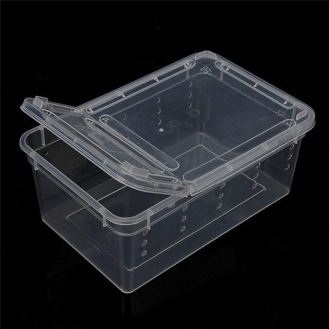 Plastic Terrarium for Reptiles