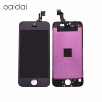 Lcd Display Touch Screen Digitizer Assembly Replacement Parts For Iphone 5C For Mobile Phone Capacitive Screen