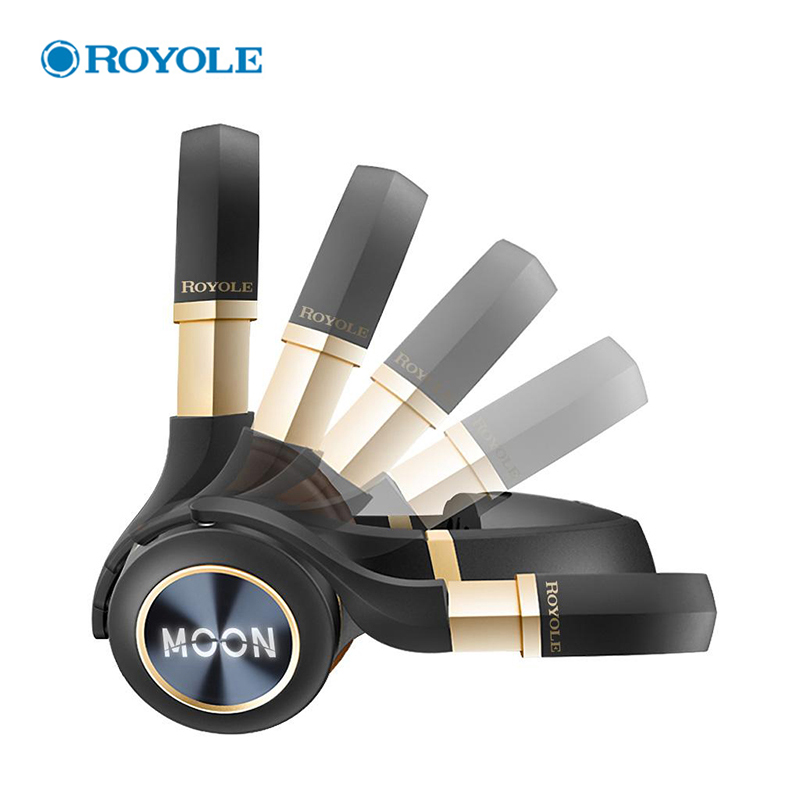 ROYOLE MOON VR Glasses All In One With HIFI Headphones 3D Virtual Reality Glasses Touch Control HDMI Mobile Cinema For PC купить