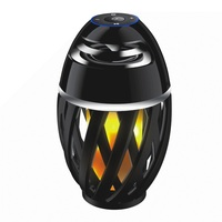 LED A1C Bluetooth Flame Light Speaker Bluetooth 4 0 IP65 Waterproof Outdoor Ambience Light Camping Party