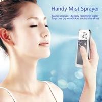 Portable Mist Sprayer Facial Body Nebulizer Skin Rejuvenation Steamer Anti Aging Beauty Tool Anti Wrinkle Skin