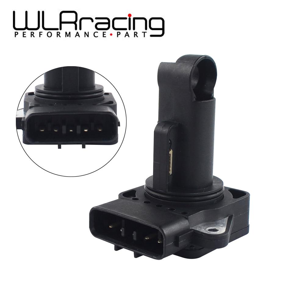 WLR- Mass Air Flow Meter MAF Sensor For MAZDA 3 5 6 PROTEGE MX-5 MIATA ZL01 ZL0113215 ZL01-13-215 197400-2010 1974002010 MAF06