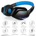 B3506 Bluetooth 4.1 de ALTA FIDELIDADE fones de ouvido Over-Dobrável Gaming Headset Sem Fio Bluetooth Fone De Ouvido Com Microfone 3.5mm Cabo Para PS4 PC 3