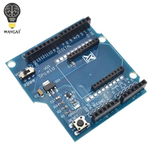 New Bluetooth XBee Shield V03 Module Wireless Control For XBee ZigBee for Arduino(China)