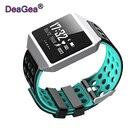 DeaGea Smart Band Super-long standby Voice calls smart Bracelet waterproof Pedometer Fitness tracker smartwatch Wristband PK mi2