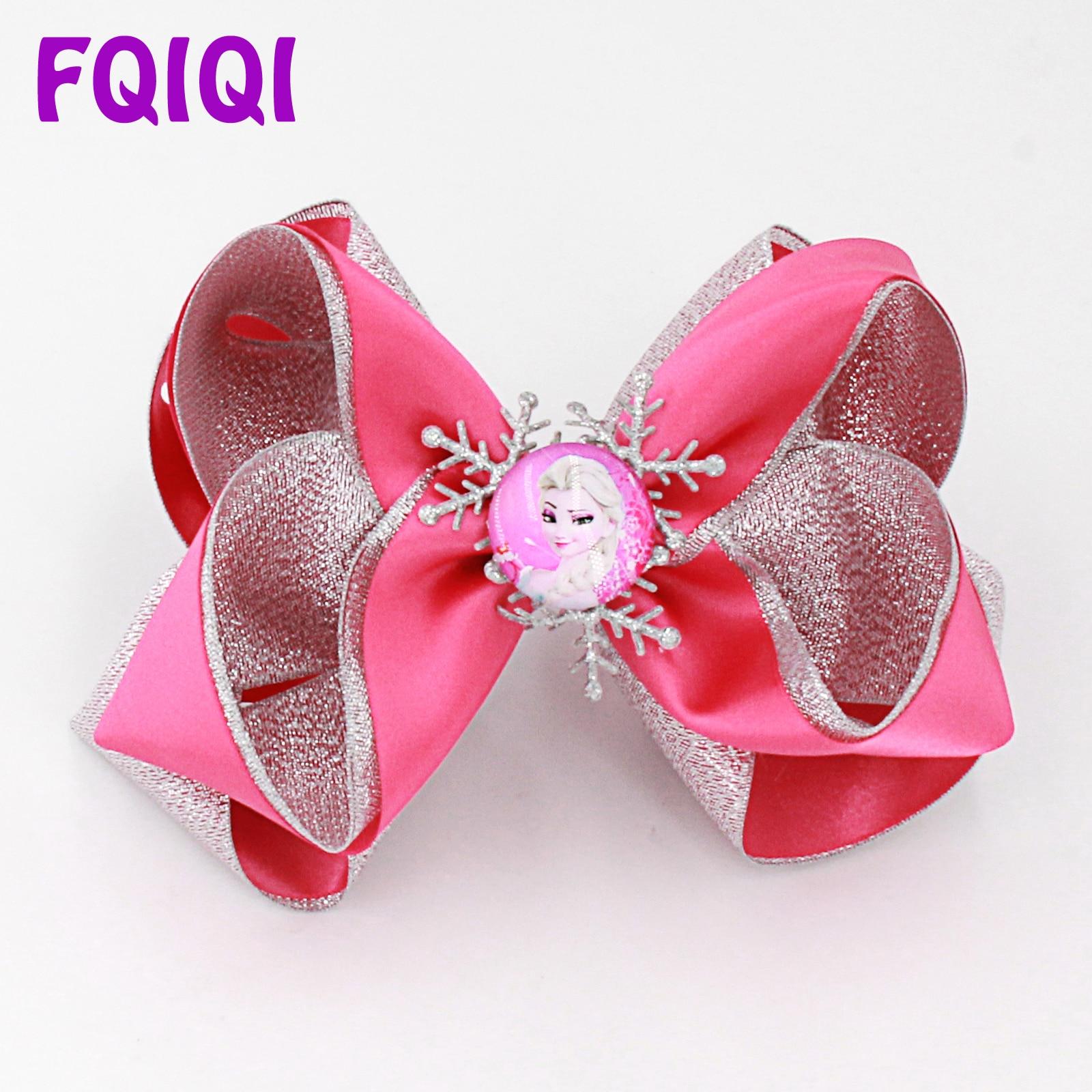Hair Bows Ladies Girls Diamond Dance Alligator Clips Ribbons Pins Accessories