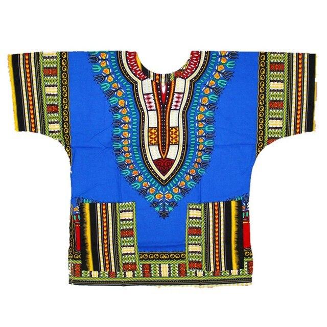 Dashiki T-Shirt Africain Unisexe 2