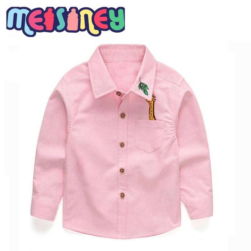 Lange mouwen shirt met lange mouwen lente en herfst nieuwe cartoon - Kinderkleding - Foto 1