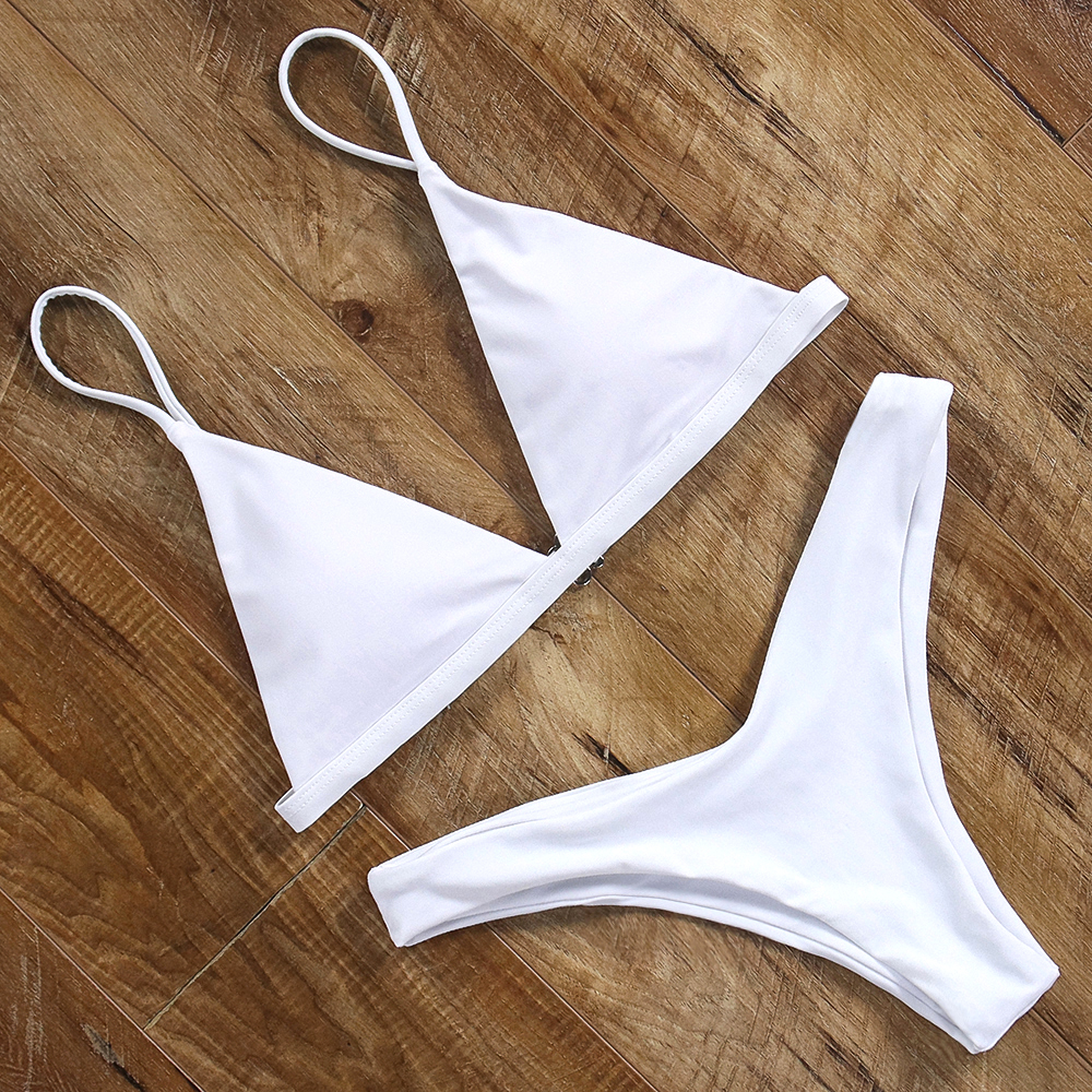 micro mini <font><b>bikini</b></font> <font><b>swimwear</b></font> <font><b>women</b></font> halter <font><b>push</b></font> <font><b>up</b></font> <font><b>bikini</b></font> set padded bra <font><b>2018</b></font> <font><b>sexy</b></font> <font><b>swimsuit</b></font> bandage swim suit maillot de bain femme image