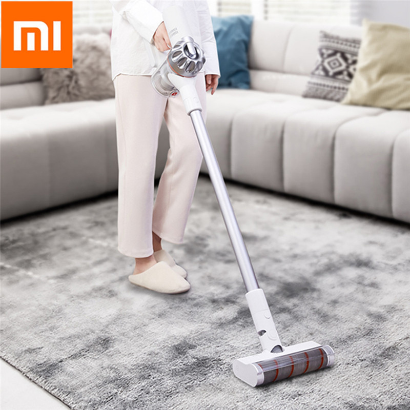 Xiaomi Dreame V9P 20000 Pa Handheld Cordless Vacuum Cleaner Cyclone Filter Carpet Sweep Dust Collector Cleaning Machine For Home