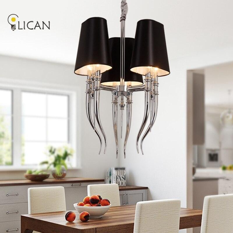 Moderne hängende Leuchter-Beleuchtung Weiße hängende - Innenbeleuchtung - Foto 3